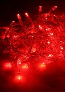 Гирлянда электрическая Космос KOC_GIR80LED_R 80LED красный