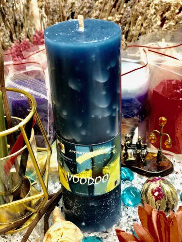 """Магическая свеча """"Voodoo"""""""
