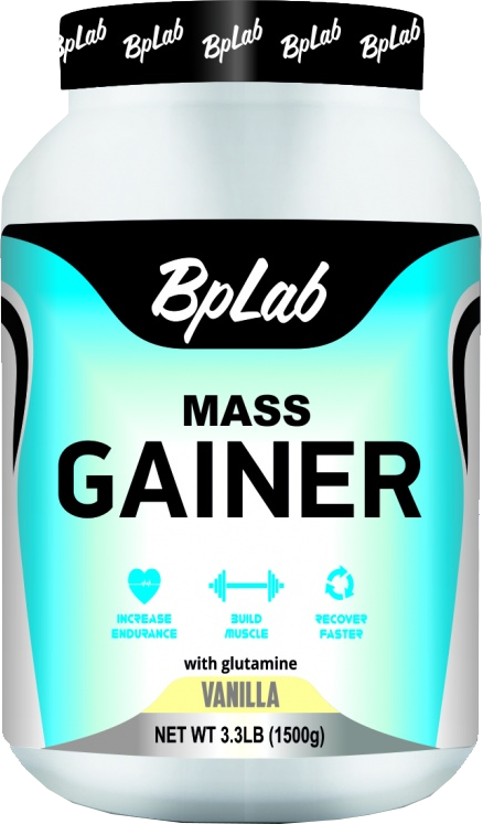 BpLab Mass Gainer Vanilla