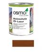 Защитное масло-лазурь для древесины для наружных работ OSMO Holzschutz Ol-Lasur 708 Тик 0,125 л
