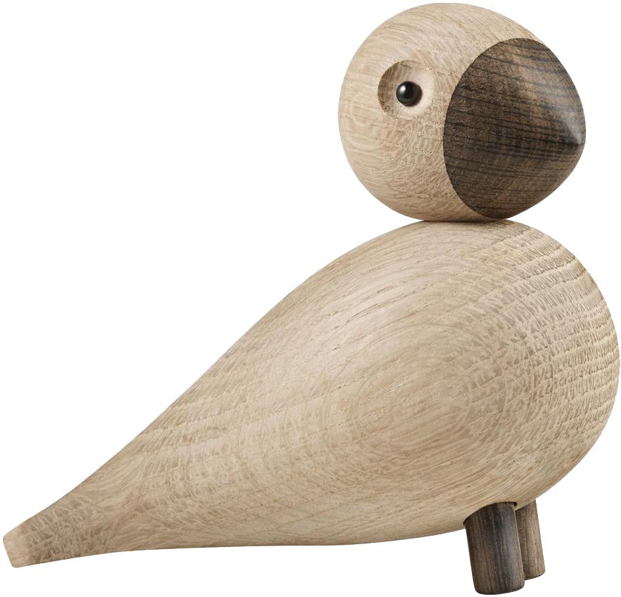 Деревянная птичка Alfred