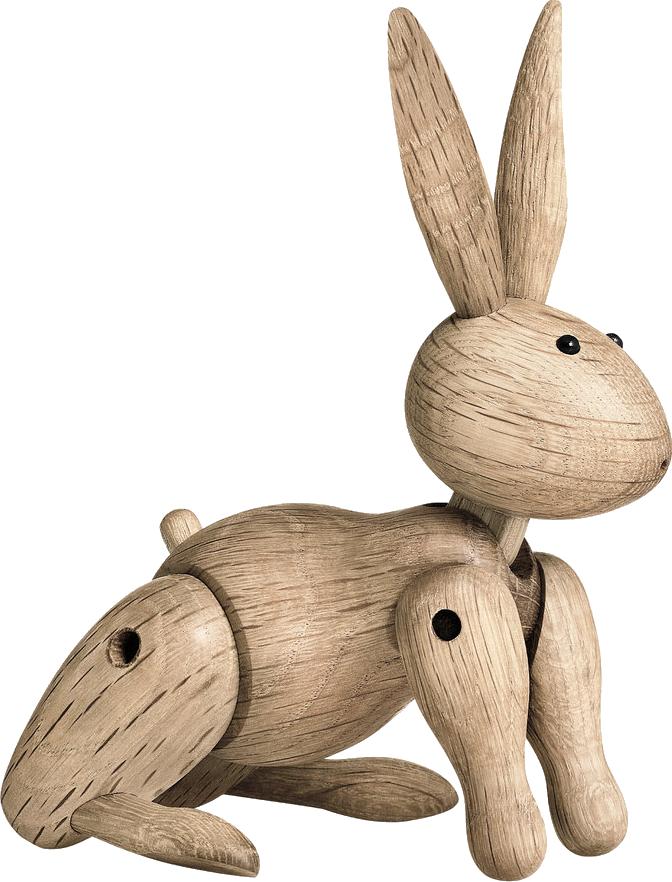 Деревянная игрушка Rabbit