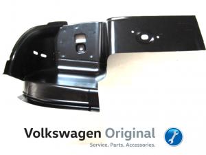 Панель заднего фонаря левого Volkswagen Polo Sedan
