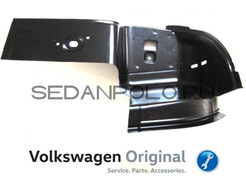 Панель заднего фонаря правого Volkswagen Polo Sedan