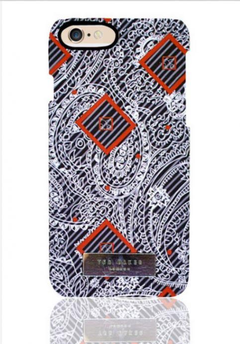 Ted Baker чехол для iphone 6/6s (огурцы)