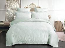 Постельное белье Soft cotton Лен-жаккард семейный Арт.41/004-SC