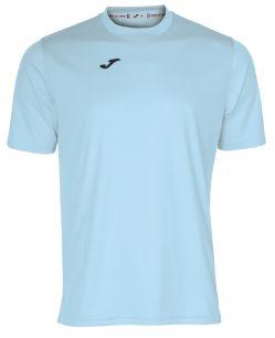 Футболка игровая Joma Combi (голубая)