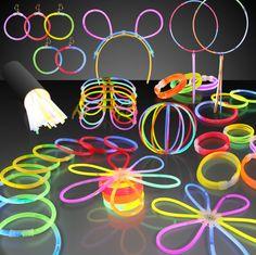 Набор светящихся аксессуаров Mega Party Pack (46 предметов)