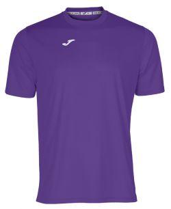 Футболка игровая Joma Combi (фиолетовая)