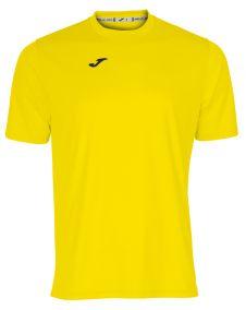 Футболка игровая Joma Combi (жёлтая)