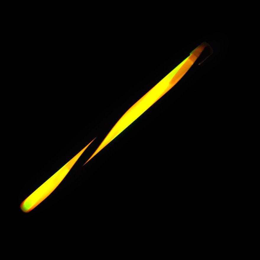 Светящийся кулон со спиральным рисунком Swirl Stick, 1шт