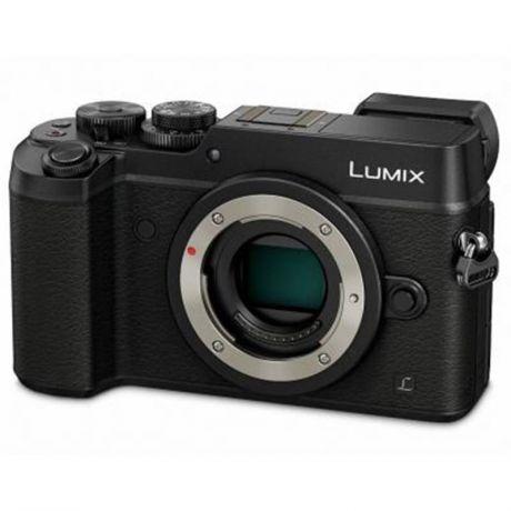 Фотоаппарат со сменной оптикой Panasonic Lumix DMC-GX8 Body