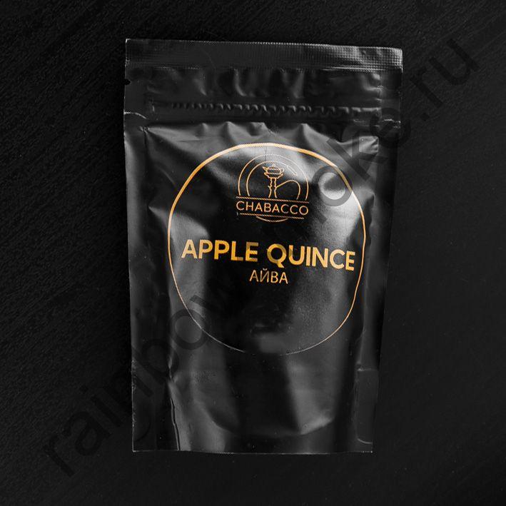 Chabacco Hard 100 гр - Apple Quince (Айва)