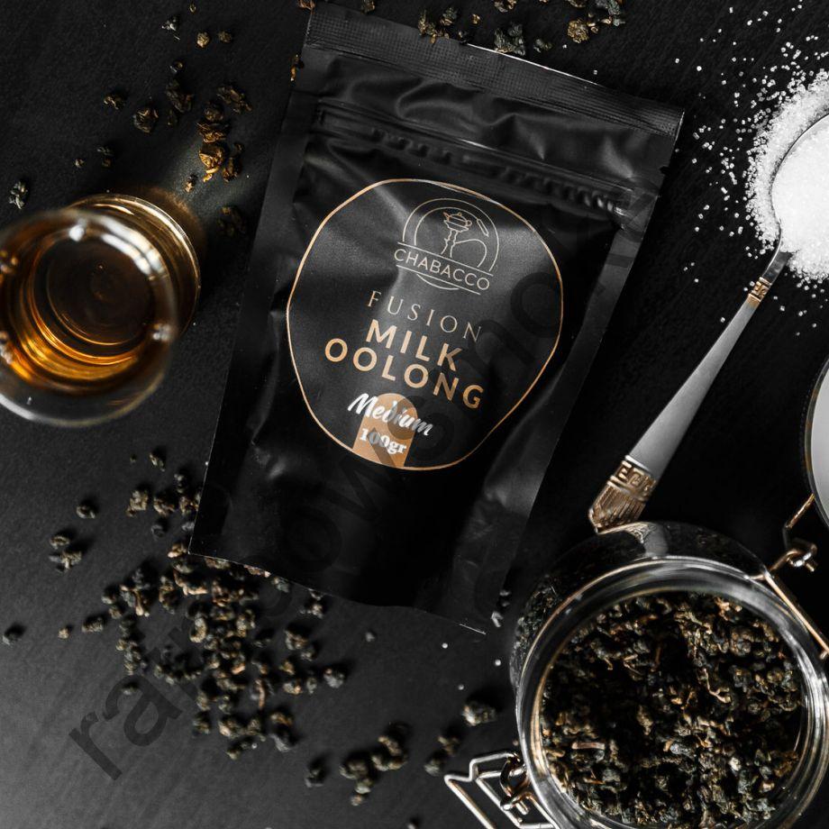 Chabacco Hard 100 гр - Milk Oolong (Молочный Улун)