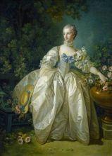 Мадам Бержере (Репродукция Франсуа Буше)