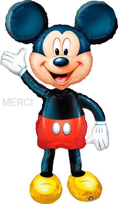 Ходячая фигура «Микки Маус»