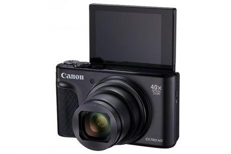 Компактный фотоаппарат Canon PowerShot SX740 HS