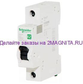 """Автоматический выключатель Schneider Electric """"С"""""""