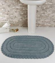 Коврик для ванной YANA 50x70 (серый) Арт.5087-5