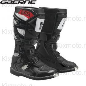 Ботинки Gaerne GX-1 Goodyear MX, Чёрные