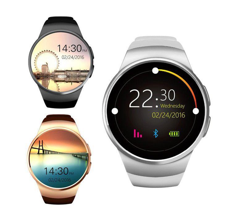 Обзор Smart watch KingWear KW18: бюджетные смарт часы с действительно умной начинкой