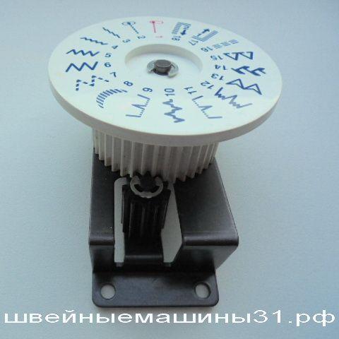 Карта видов стежков JUKI HZL-30Z    цена 200 руб.