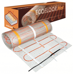 Ультратонкий нагревательный мат для укладки под плитку Fenix CM150/4 (4 кв.м.)