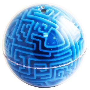 Головоломка  Сфера синяя  (10 см)