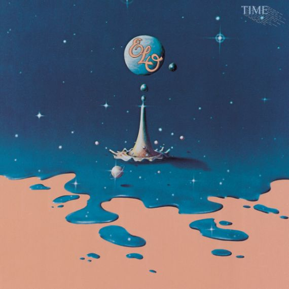 THE ELECTRIC LIGHT ORCHESTRA  Time 1981 (2016)