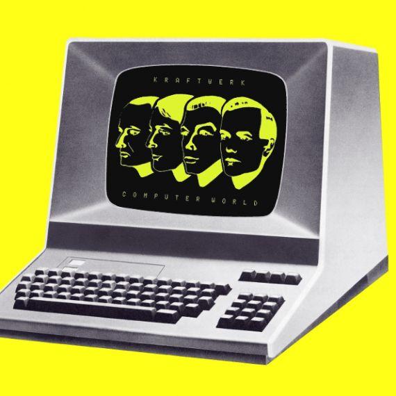 Kraftwerk 1981-Computer World (2009)