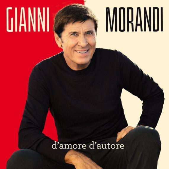 Gianni Morandi - D'Amore D'Autore 2017  LP