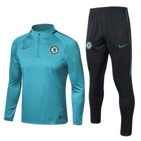 Футбольный тренировочный костюм Челси
