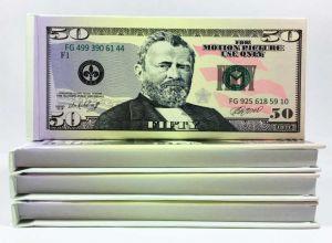 Отрывной блокнот 50 $