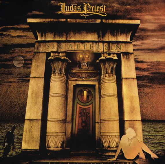 JUDAS PRIEST  Sin After Sin 1977 (2017)