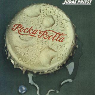 Judas Priest 1974-Rocka Rolla (2017) EU