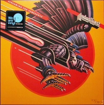 Judas Priest 1982-Screaming For Vengeance (2017) EU