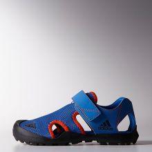 Детская сандали adidas Captain Toey Kids синяя