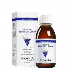 Пилинг-гель KERATO-Skin Control, 100 мл, ARAVIA Professional. Цена по запросу:продается только косметологам.