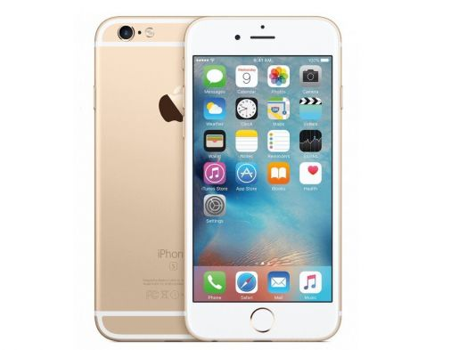 Apple iPhone 6S 128GB золотой