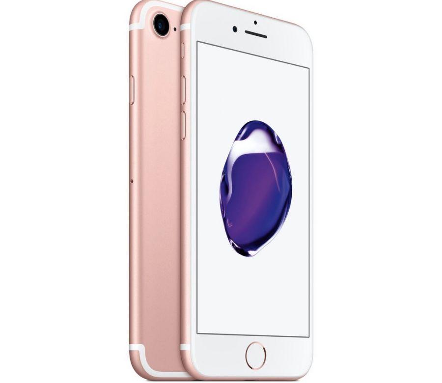 Apple iPhone 7 128GB розовый