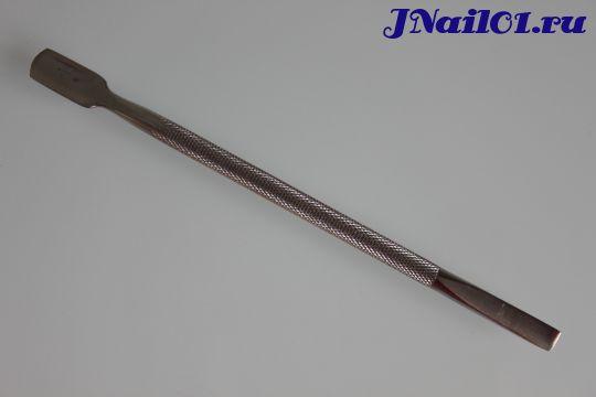 Инструмент для маникюра Mei Xiang Tool прямой (12,5 cм)