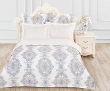 Постельное белье Сатин-жаккард  Алигьери 1.5-спальный Арт.1266-1