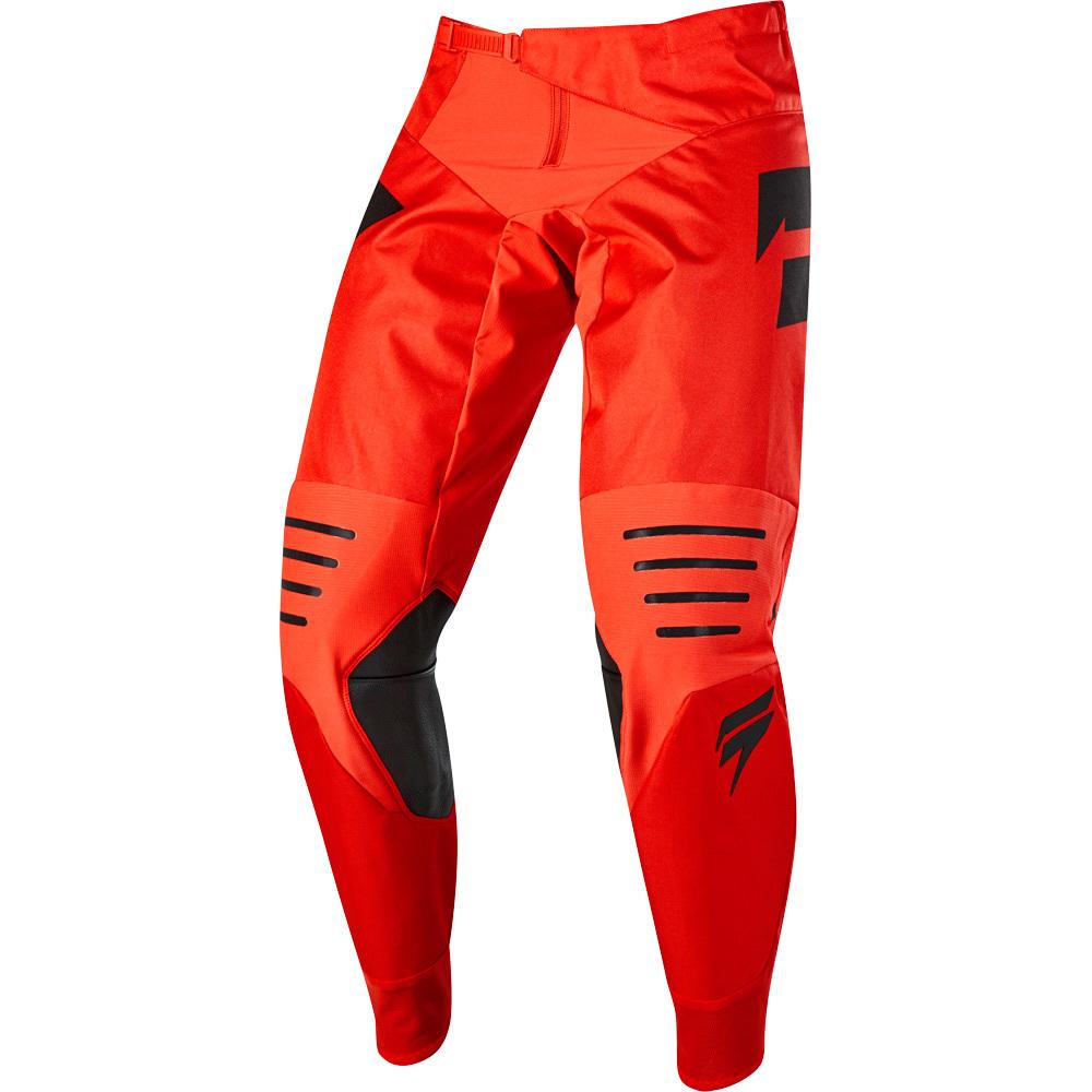 Shift - 2019 3Lack Label Mainline Red штаны, красные