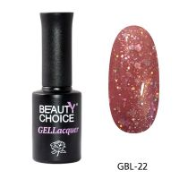 Гель-лак Beauty Choice GBL-22, 10 мл