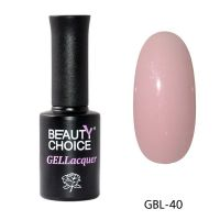 Гель-лак Beauty Choice GBL-40, 10 мл