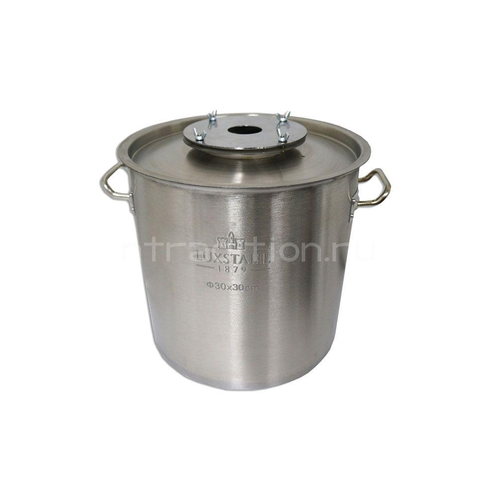 Перегонный куб LUXSTAHL (Люкссталь) 12 литров