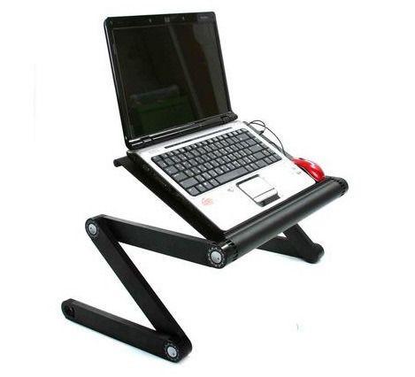 Многофункциональный столик трансформер (подставка) для ноутбука Т6