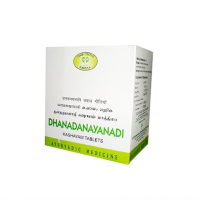 Дханаданаянади Кашаям в таблетках AVN Dhanadanayanadi Kashayam Tablets