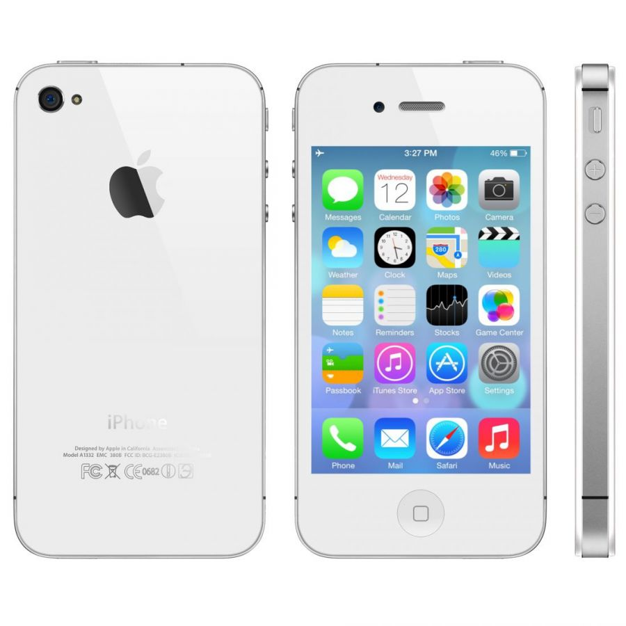Apple iPhone 4S 8 Gb белый