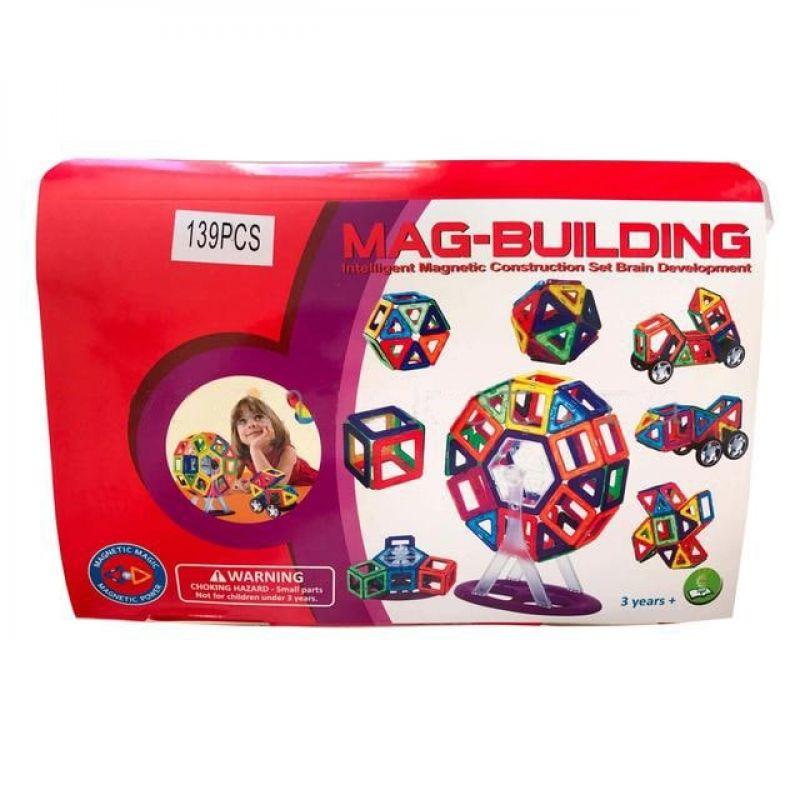 Mag-building 139 деталей